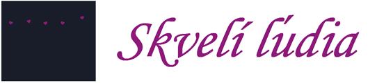Skvelí ľudia | Skveliludia.sk Logo