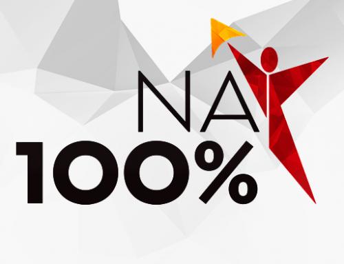 Reportáž z festivalu NA 100%